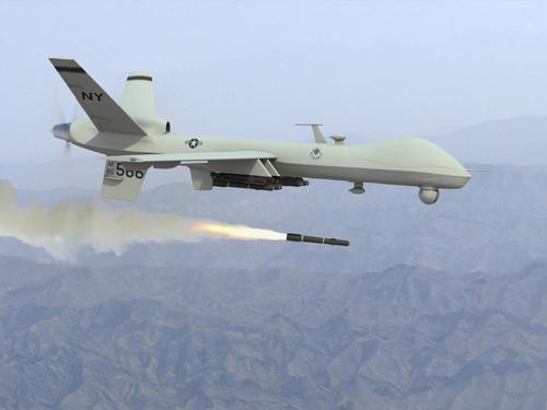 Drone Dread - Drone Missile